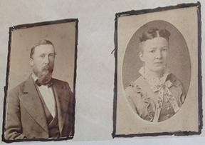 Charles & Emma Brainerd