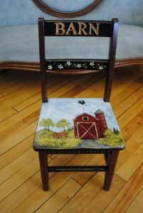 Barn chair