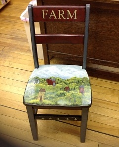 Farm chair